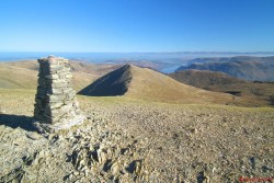 #26 The eastern vista from Helvellyn's trig pillar..jpg
