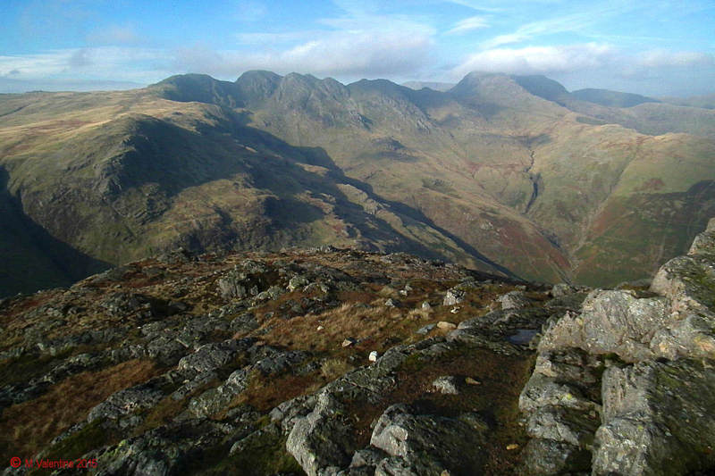 04-Crinkle Crags & Bowfell, taken from Pike of Blisco summit..jpg