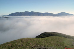Photo 1 - Skiddaw inversion.
