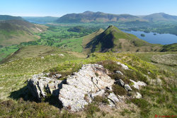 Photo 4 - Looking Back across Catbells.
