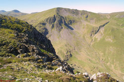 Photo 5 - Dale Head Crags.