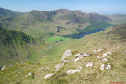 Photo 7 - Looking Across Buttermere.