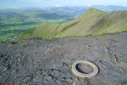 Photo 3 - View from Blencathra summit.