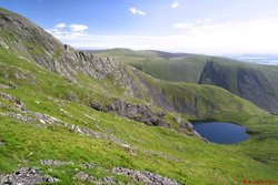Photo 5 - Sharp Edge and Scales Tarn.