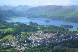 01 - Keswick & Derwentwater from Latrigg.