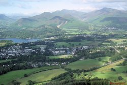 02 - Causey Pike etc. from Latrigg.
