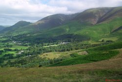 03 - Dodd and Skiddaw from Latrigg.