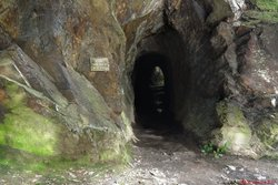 09 - Buttermere lakeshore tunnel.