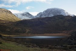 08 Blackbeck Tarn & The Gables.