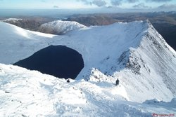 07 Red Tarn - Striding Edge.